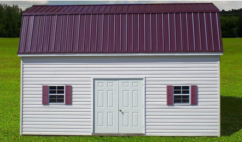 Barn With Attic Bunce Buildings