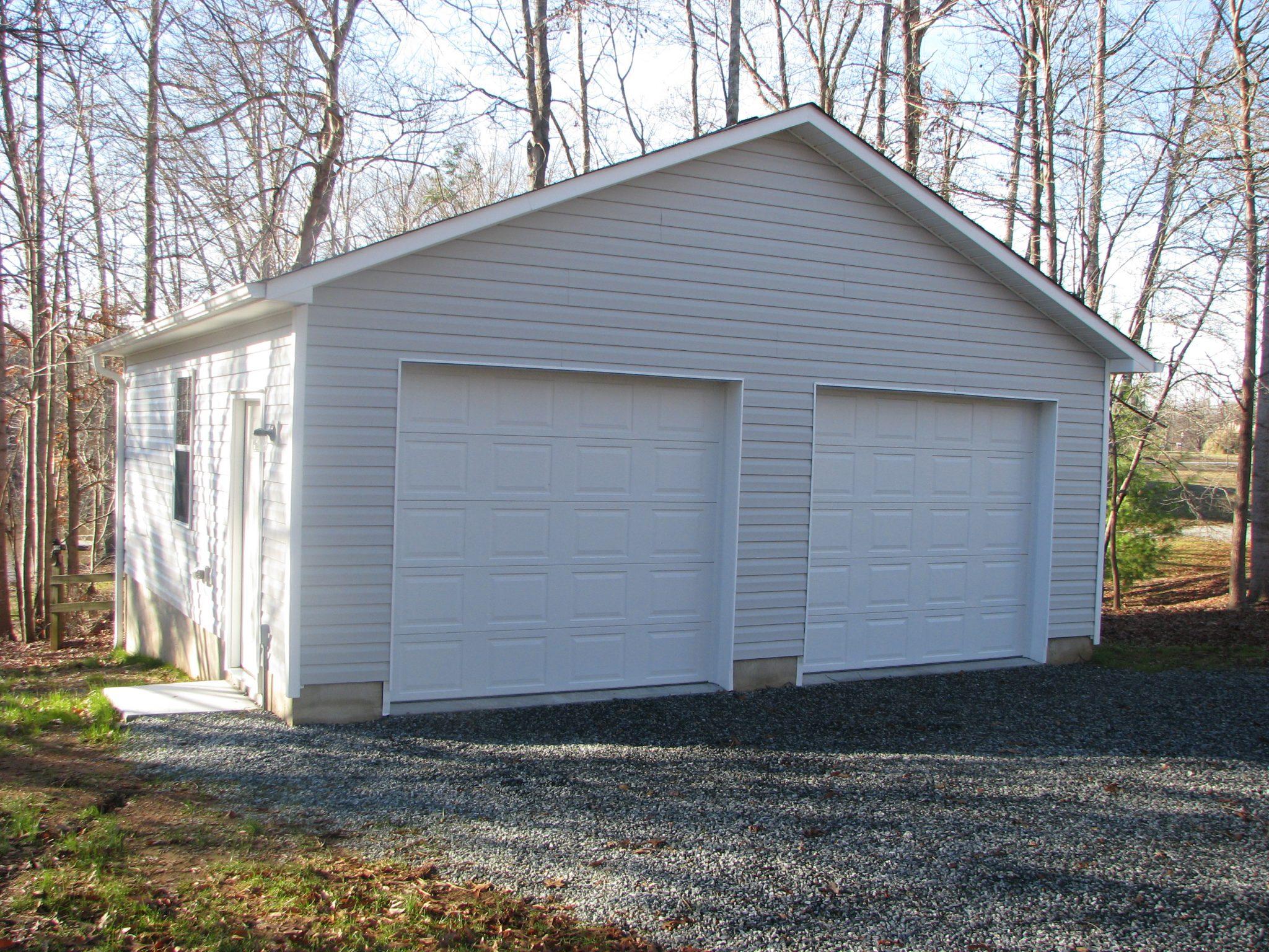 A Frame Garages Bunce Buildings