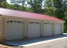 Garages Bunce Buildings