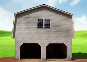 barn-w-attic-garage
