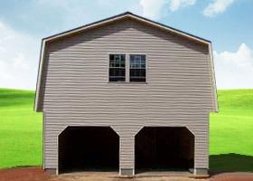 barn-w-attic-garage
