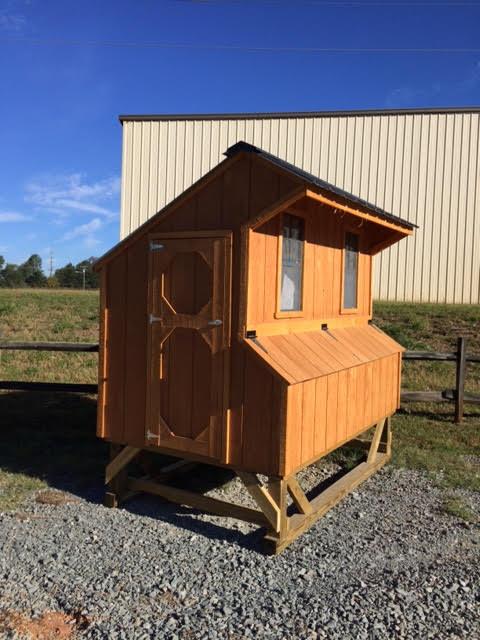 Chicken Coops Bunce Buildings