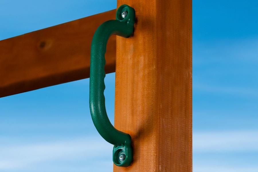 Plastic Safety Handles (Pair) • Bunce Buildings