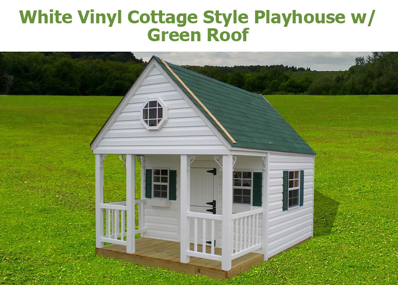 Cottage Style Playhouses Bunce Buildings
