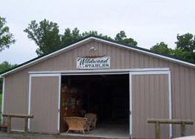 wood-frame-pole-shed