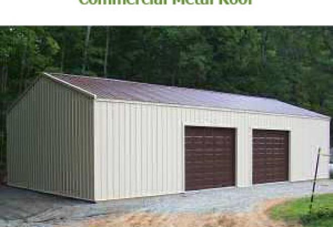 Commercial Metal Roofing Bunce Buildings
