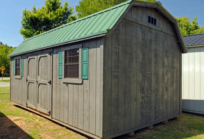 Amish Barns, Amish Barns